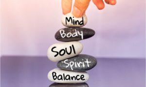 holistic medicine - keeping everything balanced