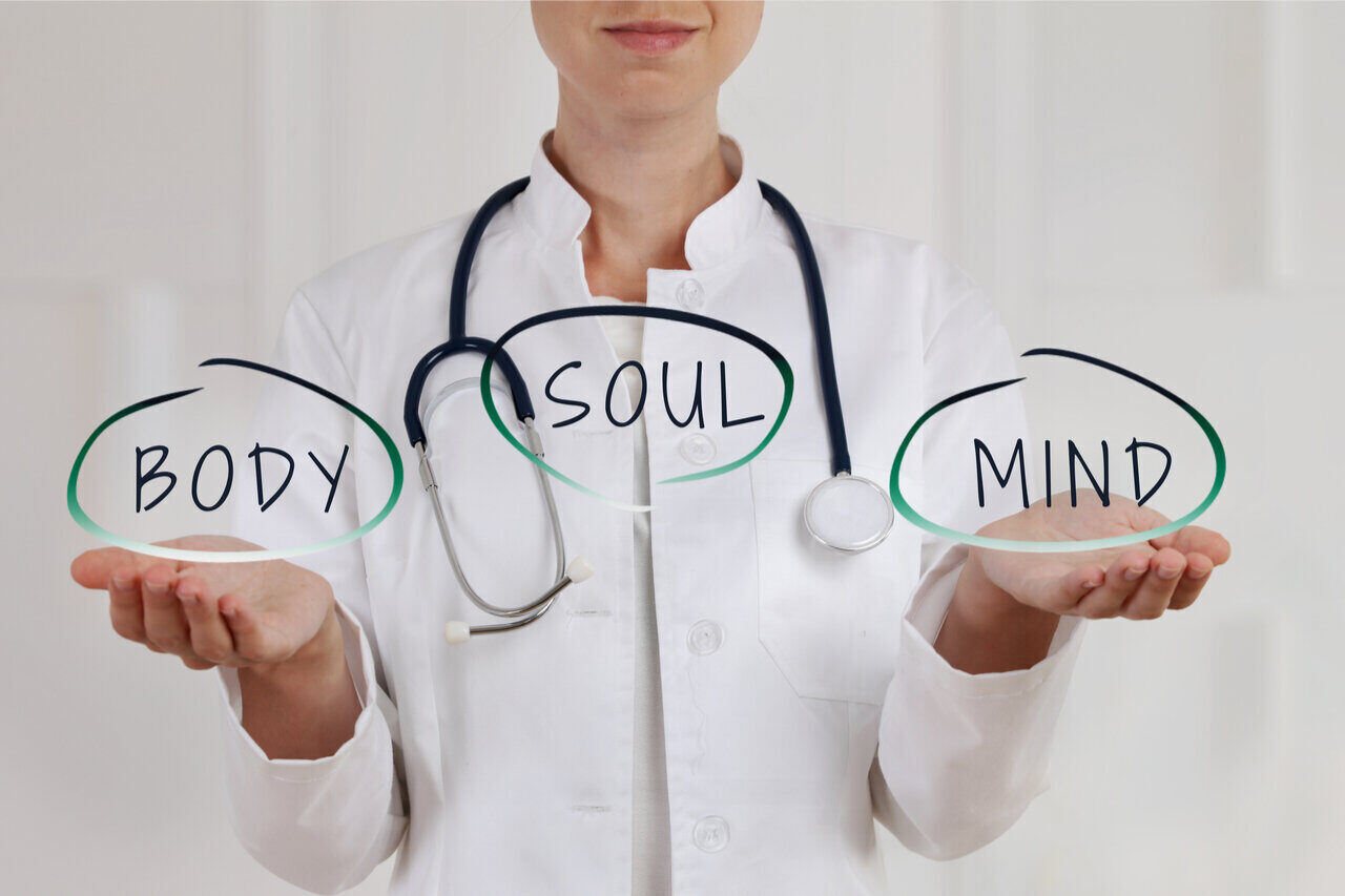 addressing the needs of the body, soul, and mind through a holistic approach to medicine